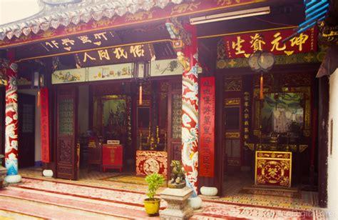 Templo de Hoi An Vietnam
