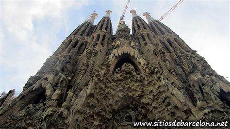 Templo Expiatorio de la Sagrada Familia – Sitios de Barcelona