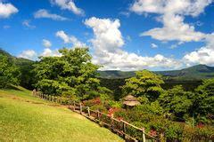 Templo Hindú En Isla Mauricio Foto de archivo - Imagen ...