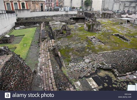 Templo Mayor Mexico City Stock Photos & Templo Mayor ...