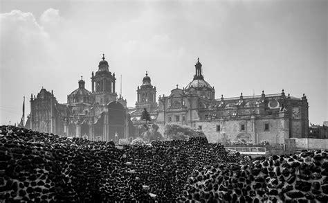 Templo Mayor, Mexico City - The Earlybird