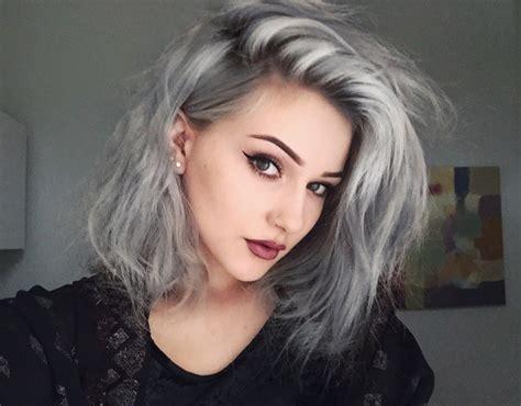 Tendencia del cabello platinado   Entre Bellas