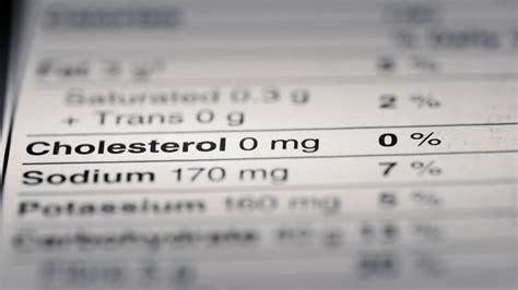 Tendencias de consumo: Cómo leer una etiqueta nutricional ...