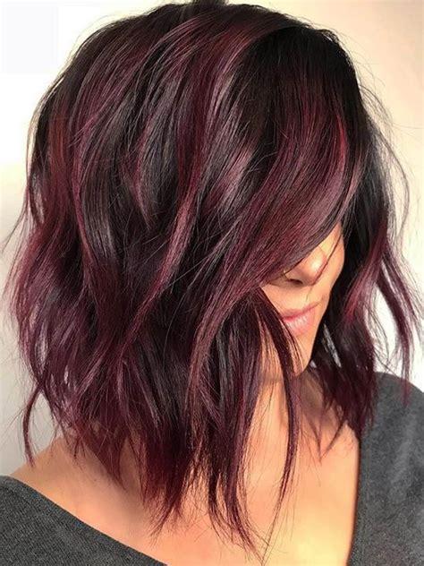 Tendencias en colores de pelo para 2018   InStyle