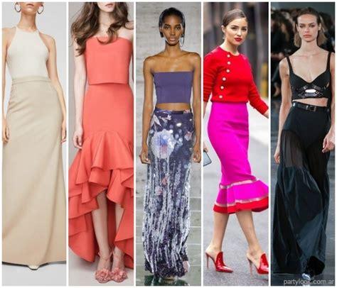Tendencias: Faldas de moda primavera verano 2019 | Moda de ...
