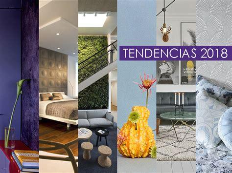Tendencias para 2018 de decoración de interiores y hogar