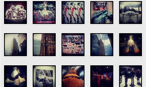 "Tendencias: ""Cool Spot NYC"" un instagram de tendencias en ..."