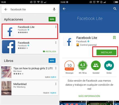 Tener dos cuentas diferentes de Facebook en Android   Jota ...