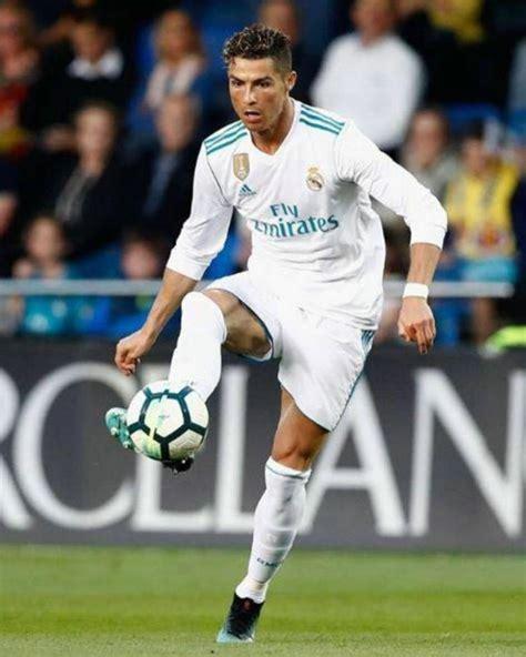 Tengo 23 años de edad biológica , Cristiano Ronaldo