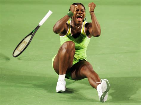 Tenis femenino... Serena Jameka Williams Price es una ...