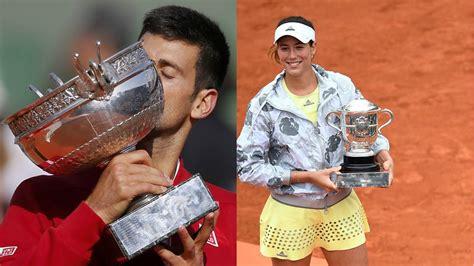Tenis: Los ganadores de Roland Garros recibirán 2,1 ...