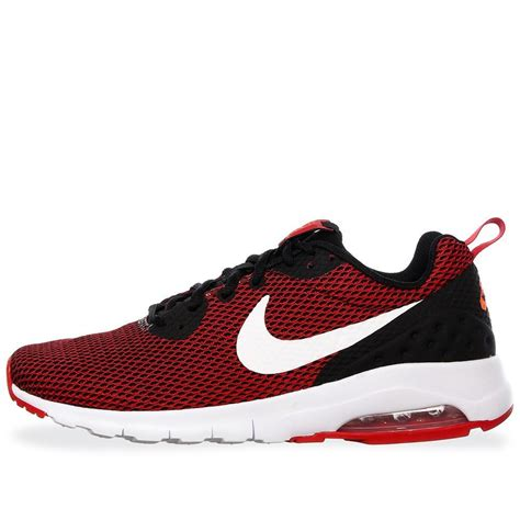 Tenis Nike Air Max Motion   Aa0544001   Rojo   Hombre ...