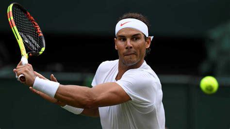 Tenis | Wimbledon | Nadal sigue con paso firme a tercera ...