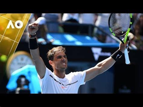 Tenis y Rafa Nadal   A qué hora juega Nadal