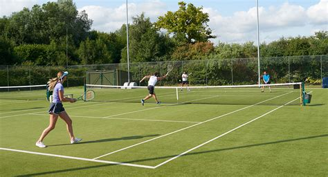 Tennis Clubs in Cheam | Tennis Courts | David Lloyd Clubs