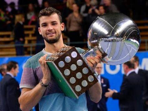 Tennis - Grigor Dimitrov climbs to career high no. 22 in ...