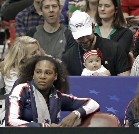 Tennis news: Serena Williams plays in Fed Cup with baby ...