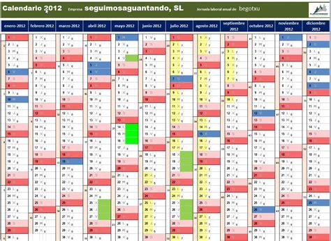 Tenso o largo cuerda: Calendario 2012: Mejoras en el ...