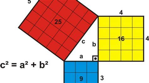Teorema de Pitágoras - Definición, fórmula, ejemplos ...