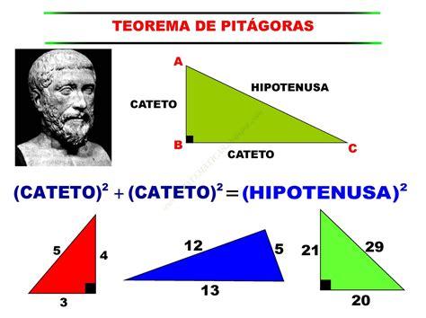 Teorema de Pitágoras ~ La magia de las matemáticas