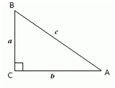 Teorema de Pitágoras: