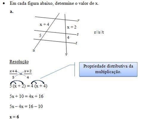Teorema de Tales   Matemática | etec | Pinterest ...