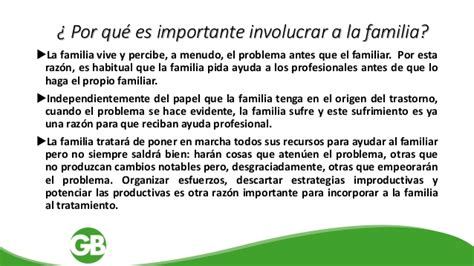 Terapia de Familia en Adicciones