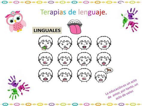 Terapias del lenguaje, ejercicios para mejorar   5 ...