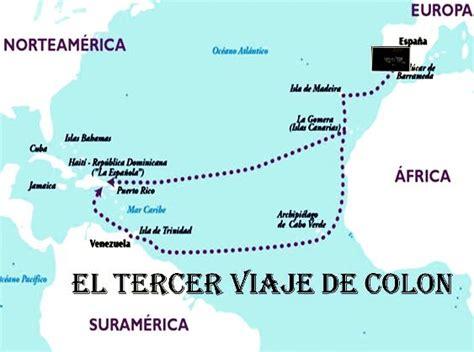 Tercer viaje de Cristóbal Colón - Cristobal Colón