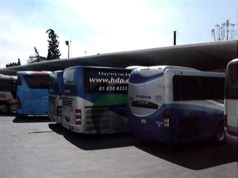 Terminal Central de Autobuses del Norte - YouTube