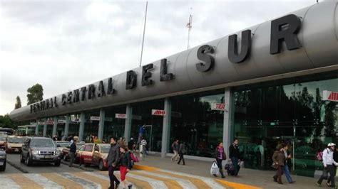 Terminal Central de Autobuses del Sur · Cómo llegar · CDMX