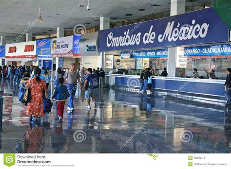Terminal Central Del Norte, Ciudad De México Foto ...