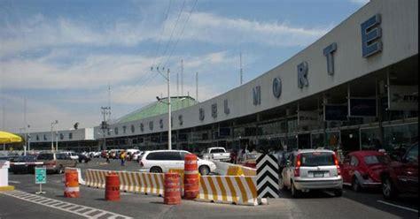 Terminal Central del Norte del Distrecto Federal Autobuses ...