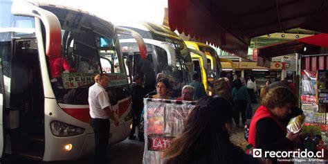 Terminal de Buses O Higgins Rancagua   Recorrido.cl