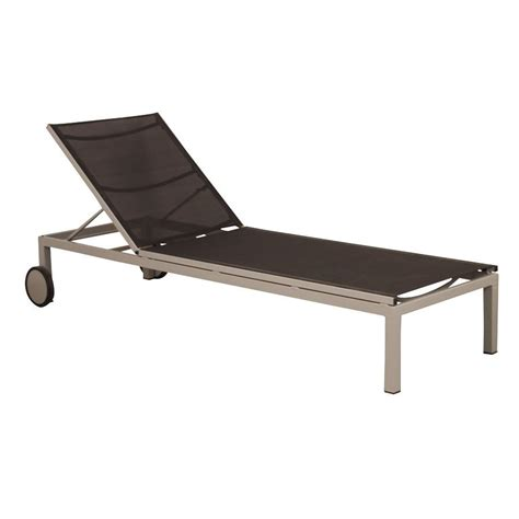 Terrace Chaise Lounge - Hauser Stores