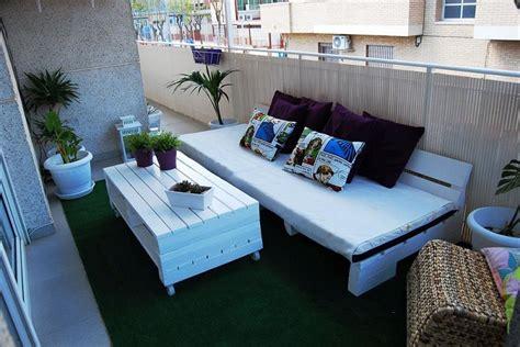 Terrazas con palets - más ideas para la decoración de ...