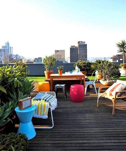 Terrazas en áticos, un espacio ideal para decorar ...