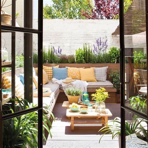 Terrazas: Muebles e ideas para la decoración de tu terraza ...