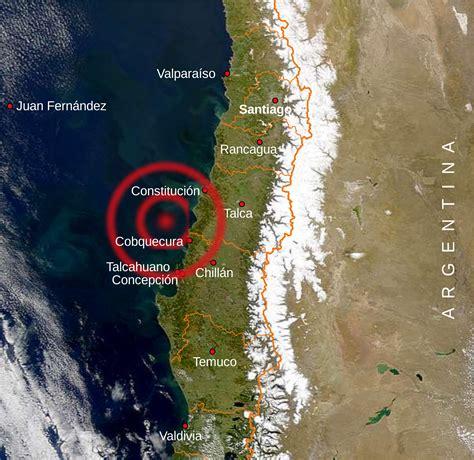 Terremoto de Chile de 2010   Wikipedia, la enciclopedia libre