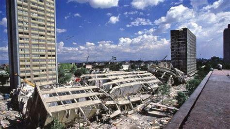 Terremoto de México: el recuerdo de la destrucción del ...