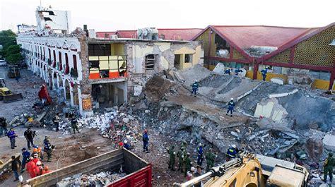 Terremoto en México: Asciende a 90 la cifra de muertos ...