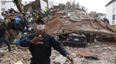Terremoto en México: hay al menos 248 muertos por el ...