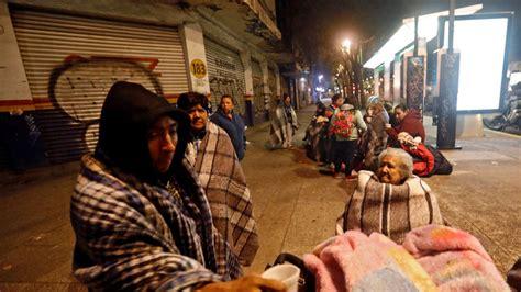 Terremoto en México: los sismos más poderosos de los ...