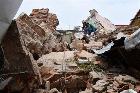 Terremoto en México y sus secuelas – Blog de Página Web Leon