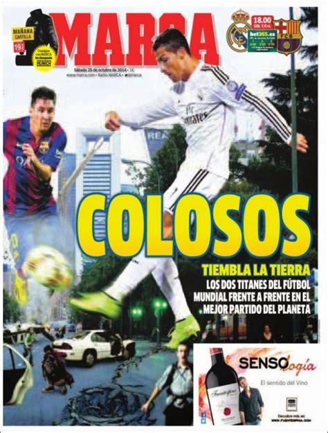 Terremoto mundial; hoy se juega el cásico Real Madrid ...
