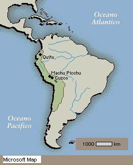Territorio Inca