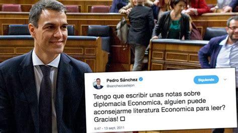 Tesis Pedro Sánchez: A Sánchez no le bastaba con Carlos ...