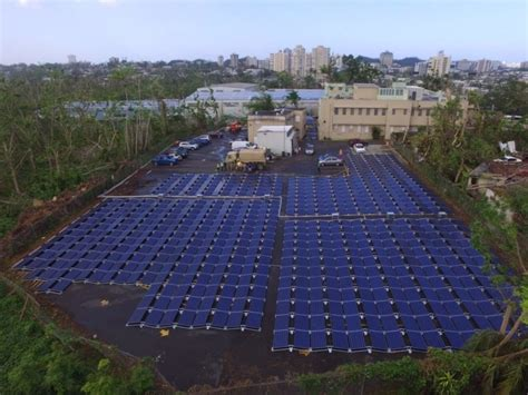 Tesla rapidly installs solar power at a children's ...