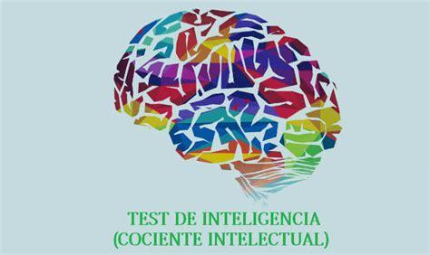 TEST CI - Mide tu Cociente Intelectual