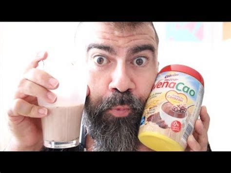 TEST Cola Cao Avena Cao: Los beneficios de la avena - YouTube